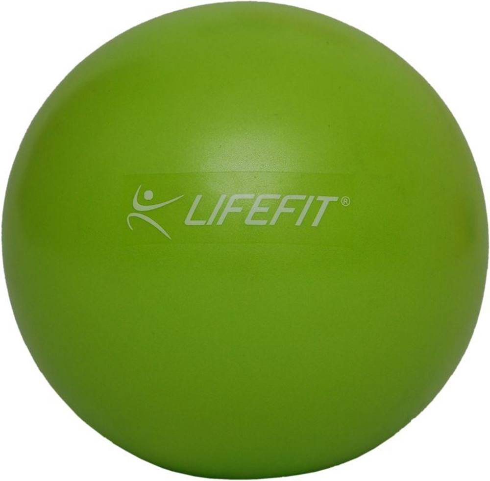 Lifefit Míč OVERBALL LIFEFIT 30cm, světle zelený
