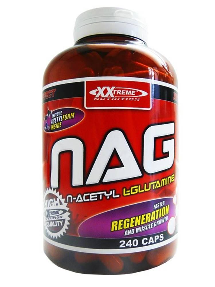 Xxlabs NAG - L-Acetyl L-Glutamine 240kps. 240kps.