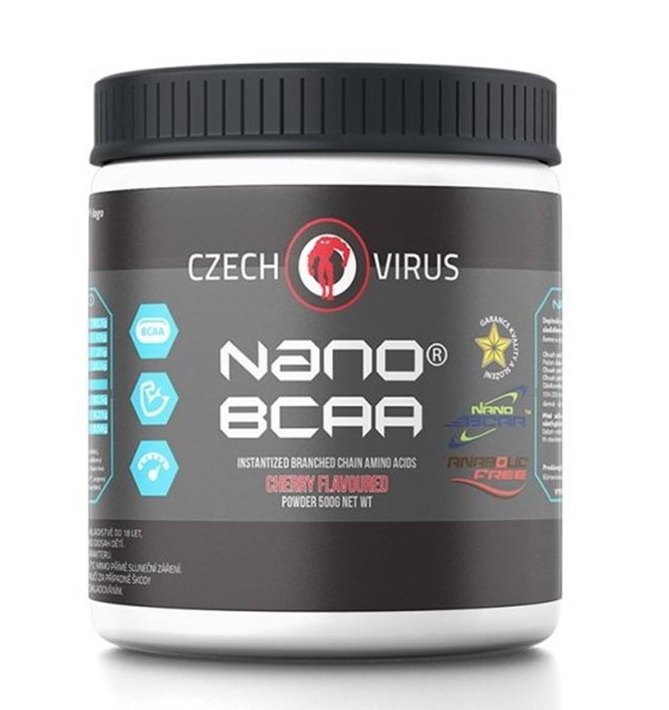 Nano BCAA - Czech Virus 500...
