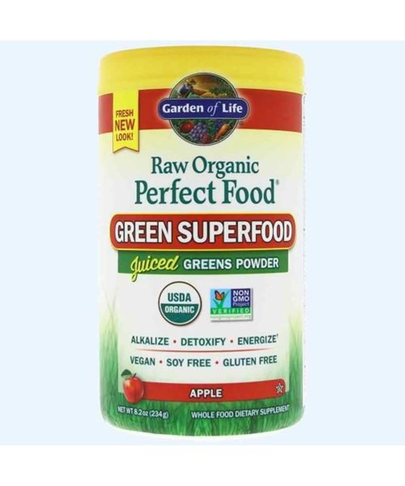 Garden of life Perfect Food Jablko 234 g