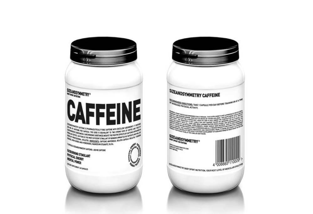 SIZEANDSYMMETRY CAFFEINE 60...