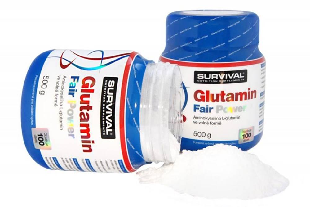 Survival Glutamin Fair Powe...
