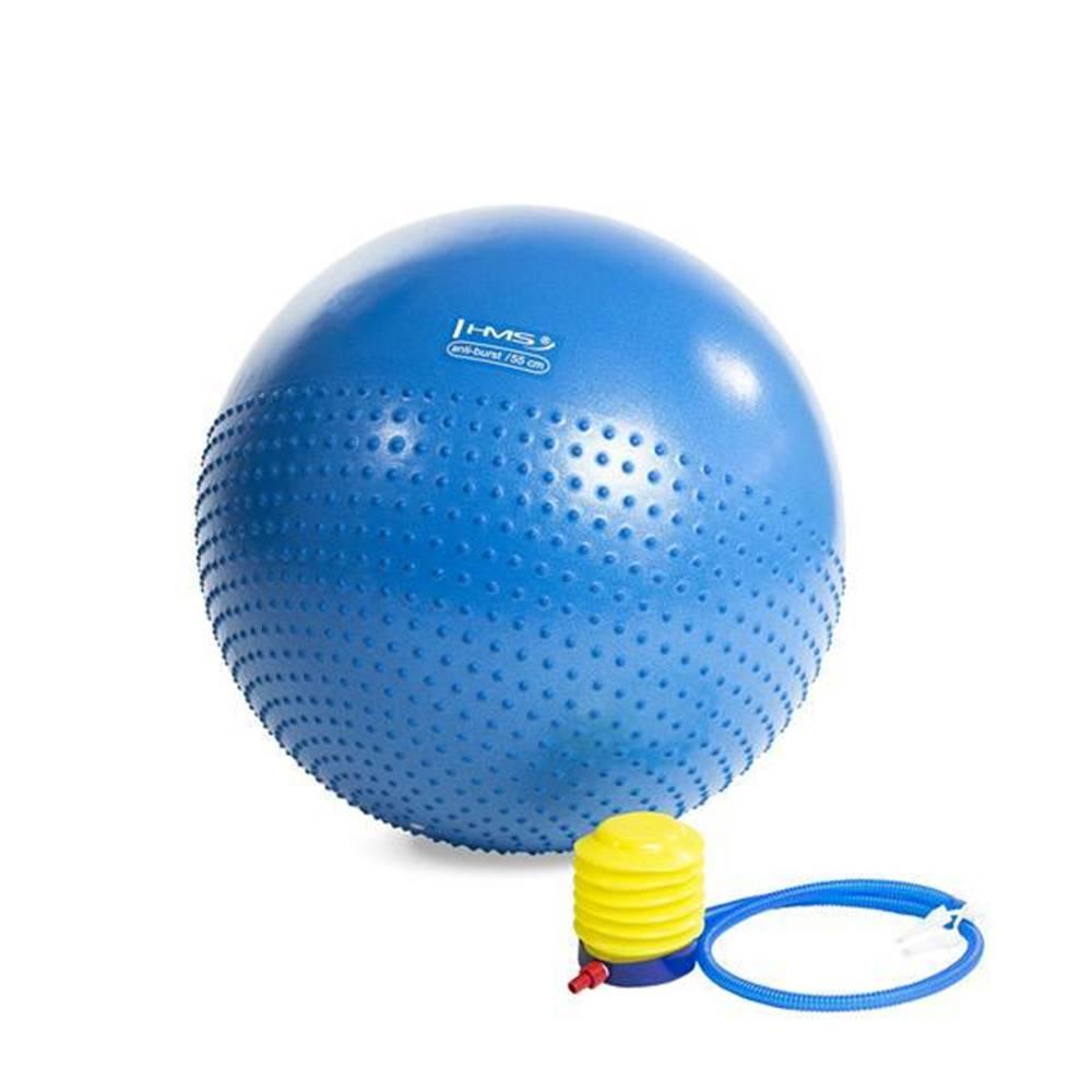 HMS Masážní gymnastický míč HMS YB03 55 cm, modrý