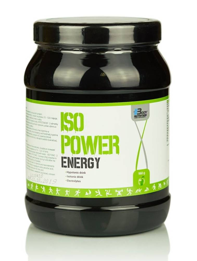 Iso Power Energy - Body Nut...