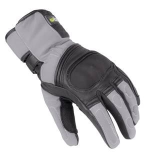 Zimné moto rukavice W-TEC NF-4004 šedo-čierna - S