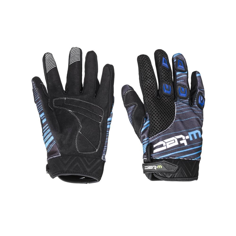W-Tec Moto rukavice W-TEC Heralt NF-5301 modrá - S