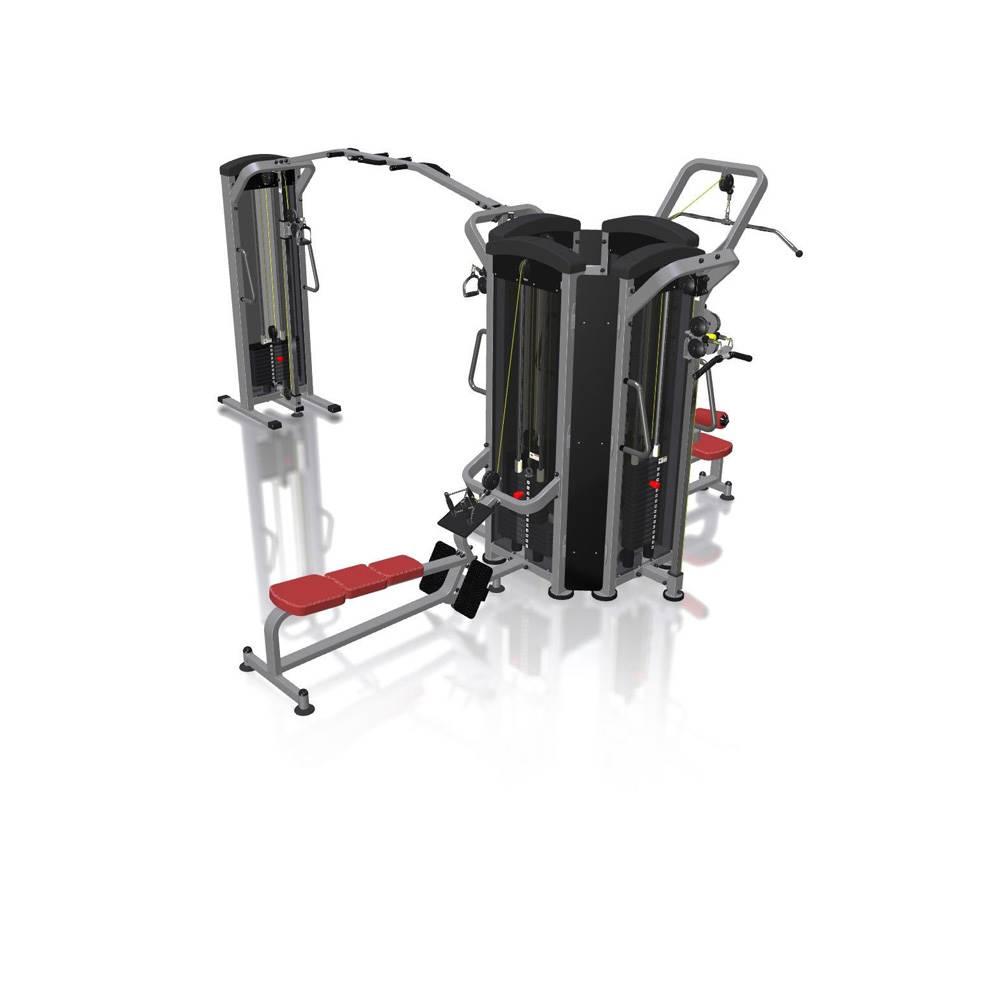 MARBO Multifunkčná posilňovacia veža Marbo Sport MP-T002