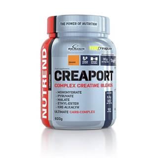 Kreatin Nutrend Creaport 600g pomaranč