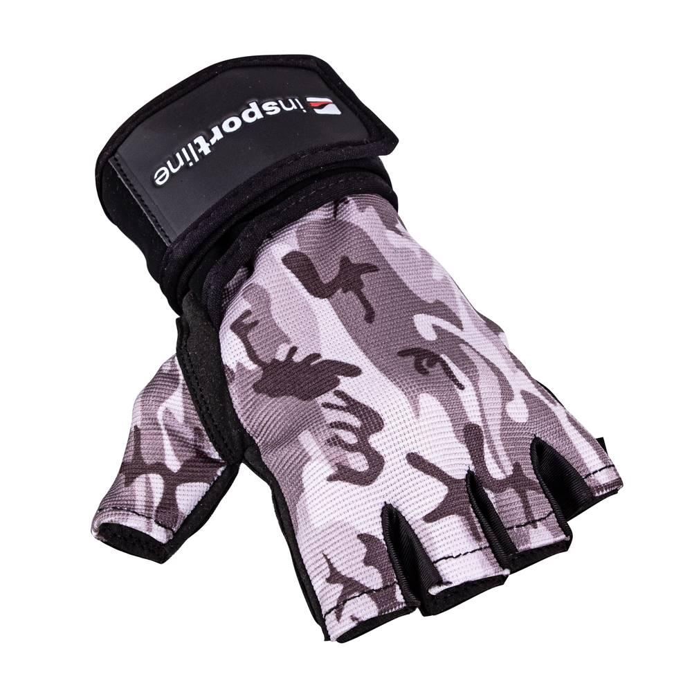 Insportline Fitness rukavice inSPORTline Heido STR S