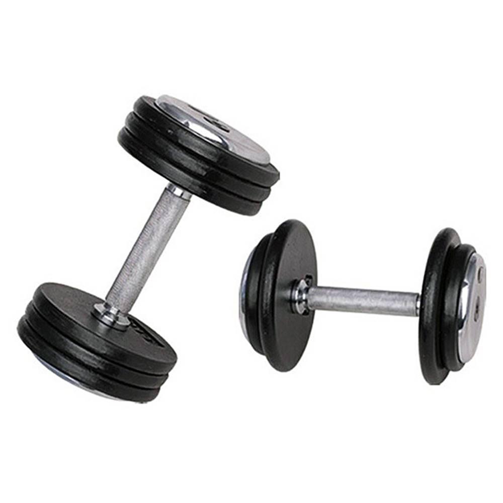 Insportline Jednoručná činka inSPORTline ProfiST 15 kg