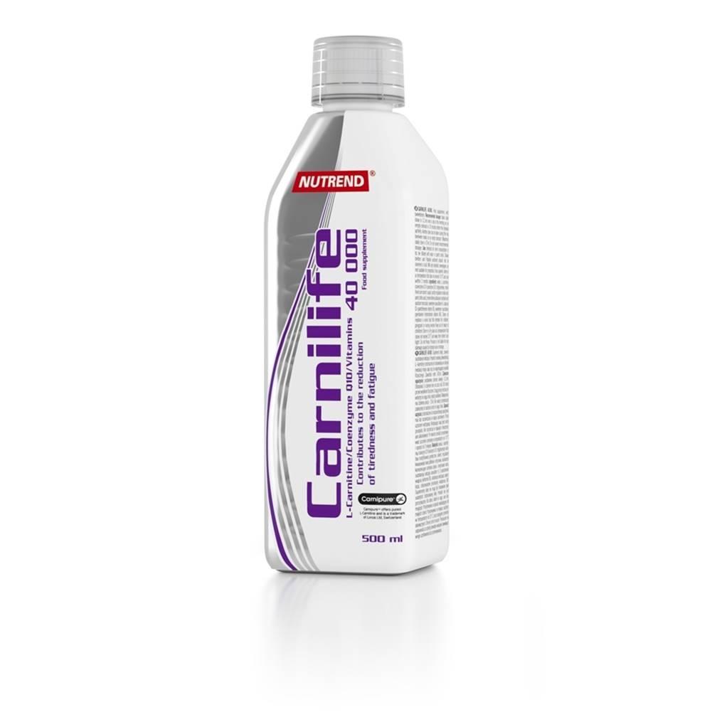 Nutrend Karnitín Nutrend Carnilife 40000 500 ml
