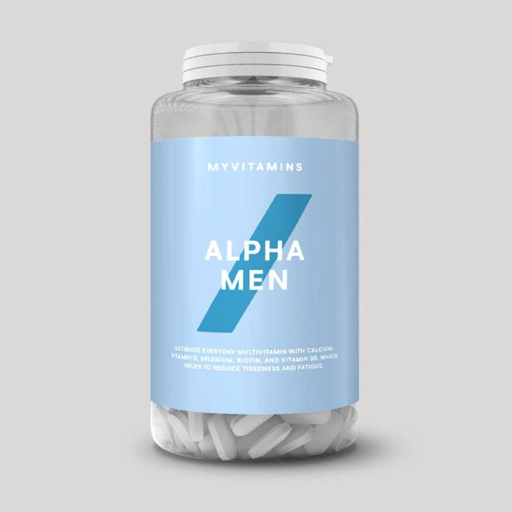 MyProtein Alpha Men Hmotnos...