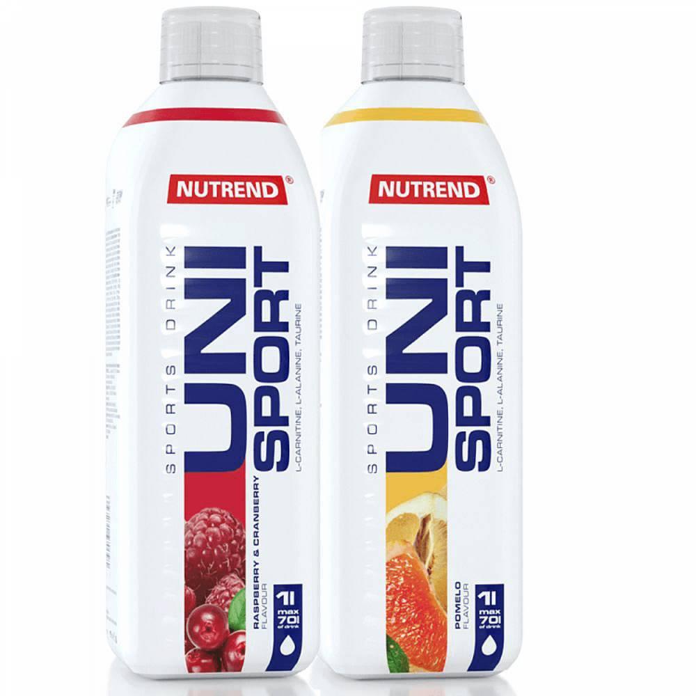 Nutrend Nutrend Unisport 1000 ml horký citrón