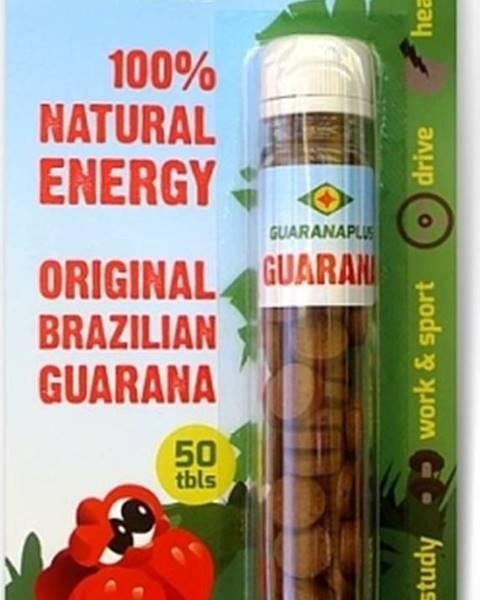 Prírodné výťažky GuaranaPlus