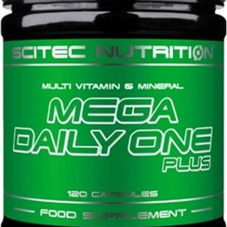 Scitec Mega Daily One Plus 120 kapsúl