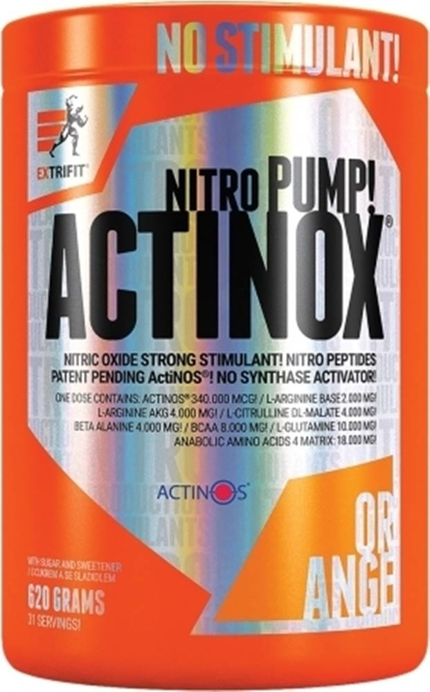 Extrifit Extrifit Actinox 620 g variant: citrón