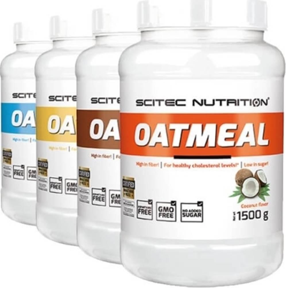 Scitec Nutrition Scitec Nutrition Scitec Oatmeal 1500 g variant: banán