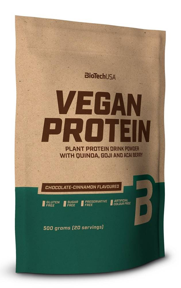 Vegan Protein - Biotech 200...