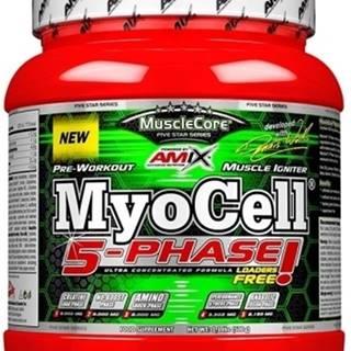 Amix Nutrition Amix MyoCell 5 Phase 500 g variant: citrón