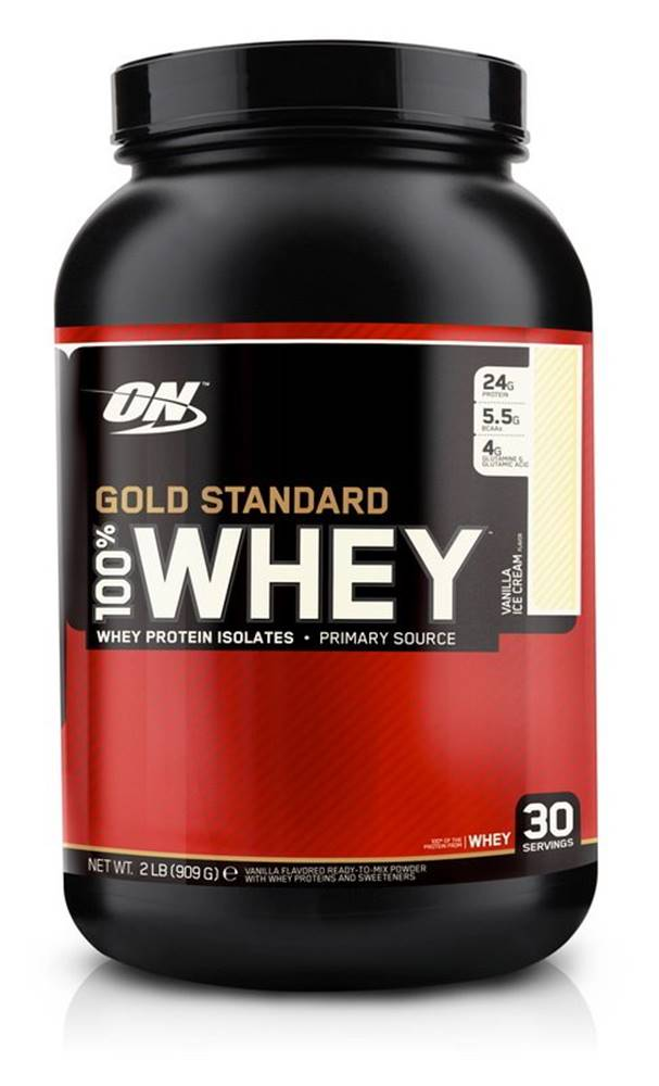 Optimum Nutrition 100% Whey Gold Standard Protein - Optimum Nutrition 2270 g Banana Cream