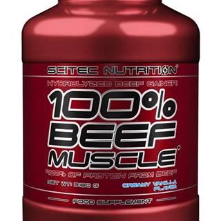 100% BEEF Muscle - Scitec Nutrition 3180 g Čokoláda