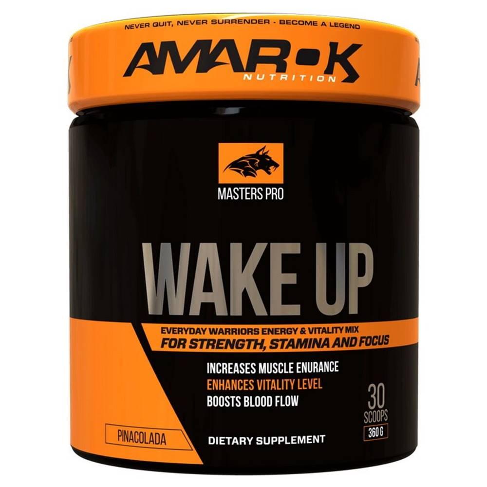 Amarok Nutrition Masters Pro Wake Up - Amarok Nutrition 360 g Pinacolada