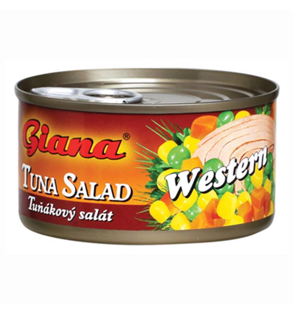 GIANA Giana Tuniakovy salat western 185 g