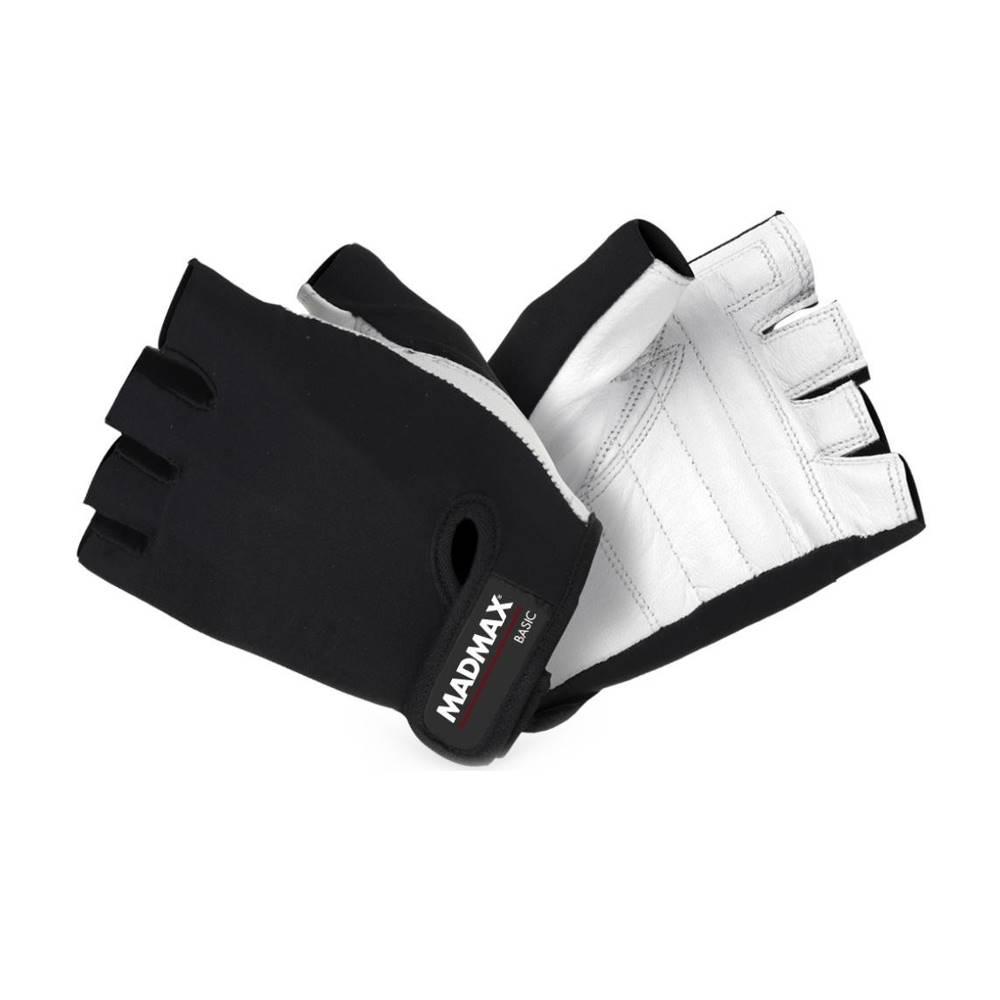 Fitness rukavice MadMax Bas...