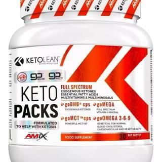 Amix Nutrition Amix KetoLean Keto goBHB KetoPack 30 sáčkov