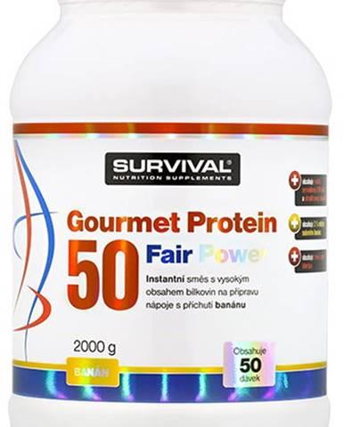 Proteíny Survival
