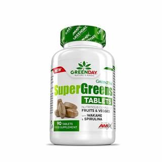 GreenDay Amix Super Greens Tablets 90 tablet